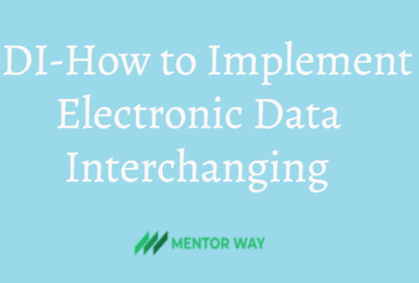 EDI-How to Implement Electronic Data Interchanging