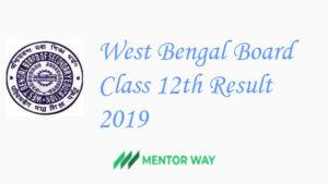 WBCHSE Result