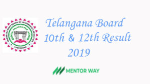 Telangana Class 10th and 12th Result