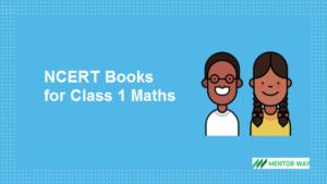 NCERT Books for Class 1 Maths PDF Download