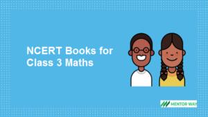 NCERT Books for Class 3 Maths PDF Download