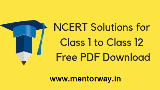 NCERT-Solutions