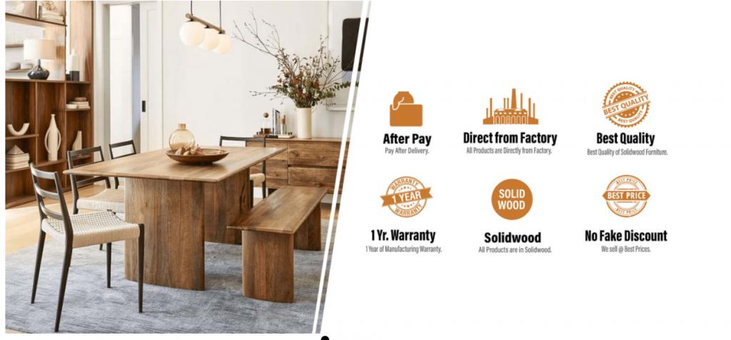 buy soliud wood furniture